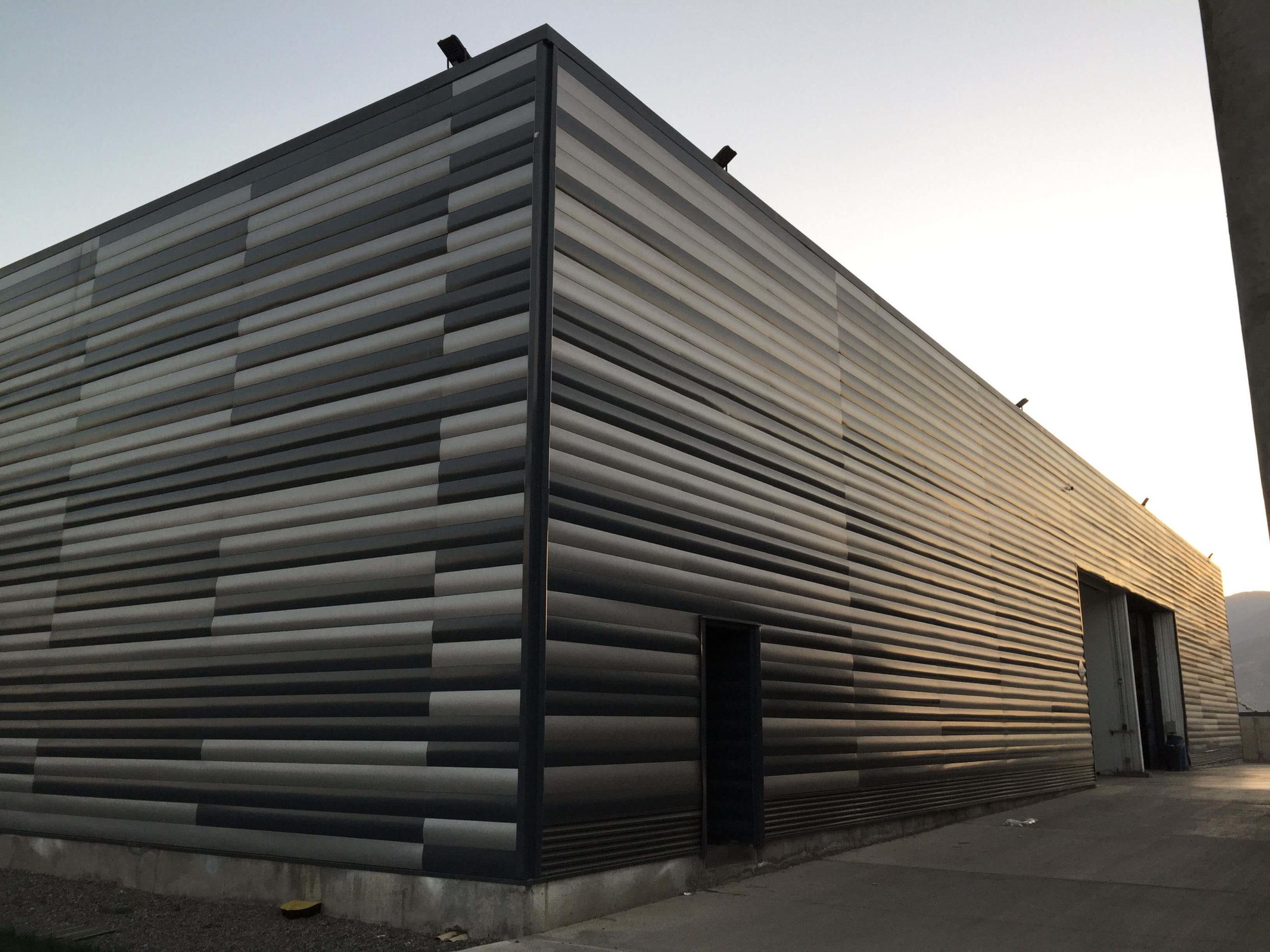 Centro de Distribución Unión Química