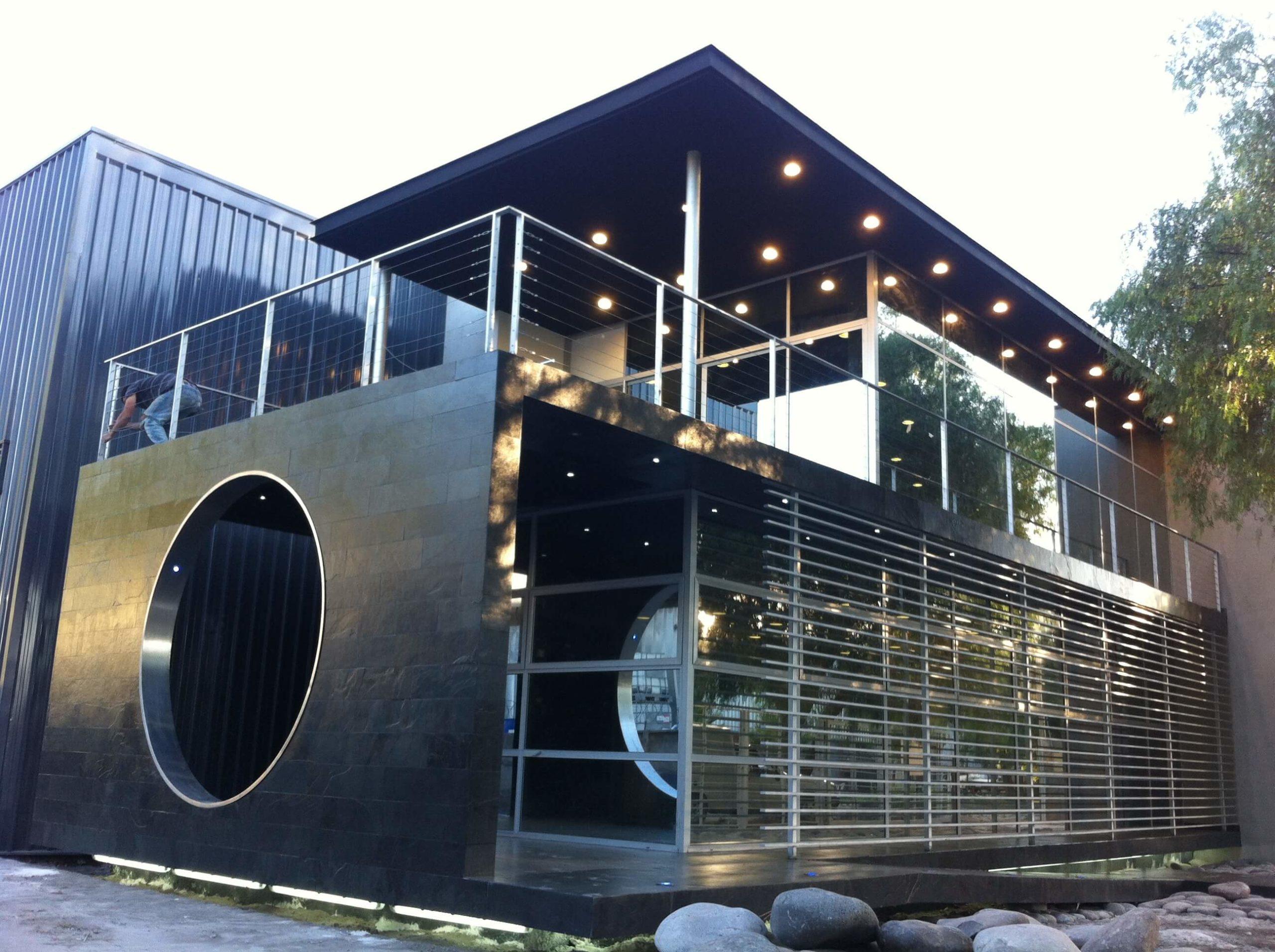 Edificio Corporativo e Industrial PROQUIMSA