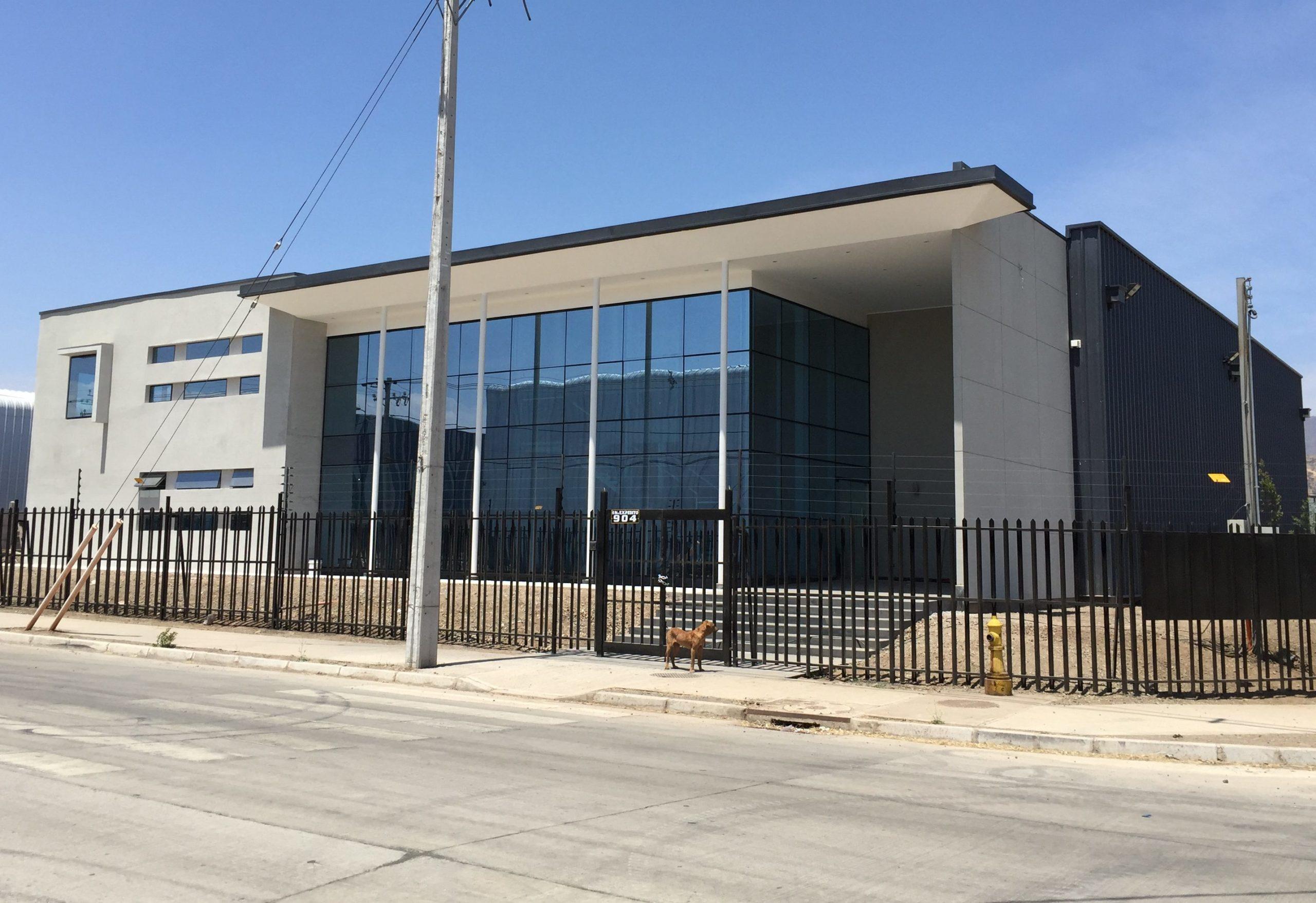 Edificio Corporativo e Industrial Zúñiga Ltda