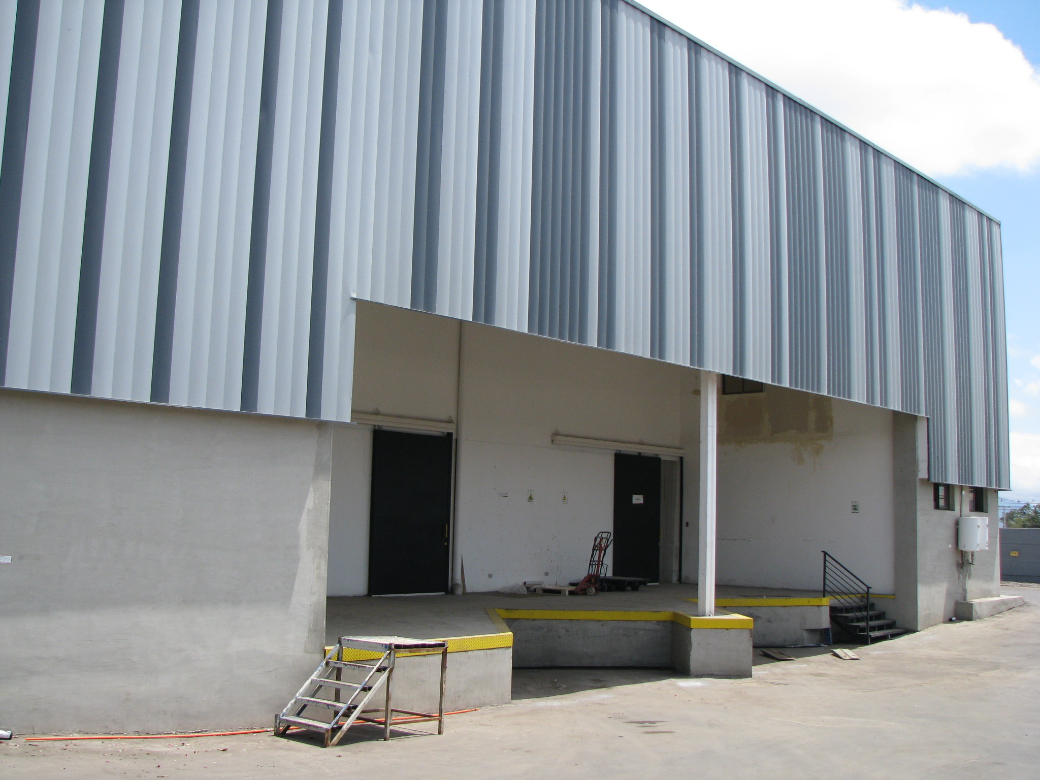 Planta Industrial PRUC Chile