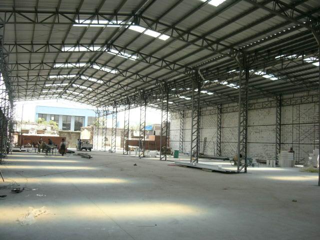 Centro Distribución Yuanda