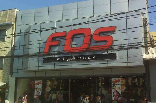 Edificio Comercial Tiendas FOS