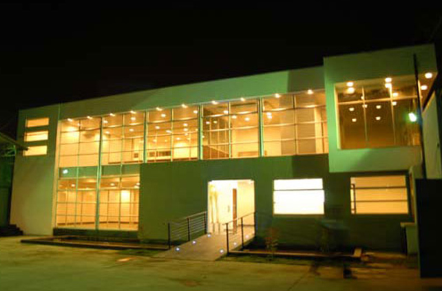 Edificio Corporativo Global Courier – SINCO