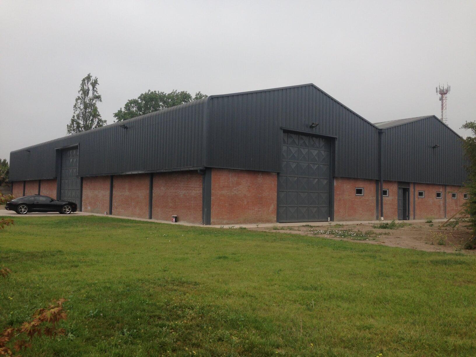 Planta Industrial FC Protec