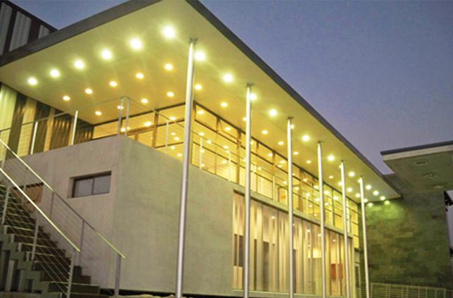 Edificio Corporativo e Industrial PRUC Chile