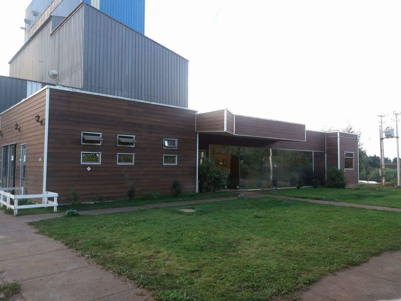 Planta Avena y Edificio Corporativo Avenas del Pacífico