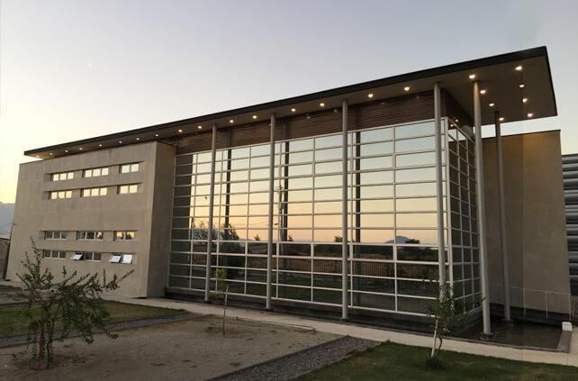 Edificio Corporativo y Centro Distribución Unión Química